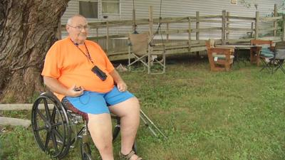 Southern Indiana man nearly dies after tick bite