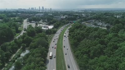Hoping to get on forefront of new technology, Louisville prepares for self-driving cars
