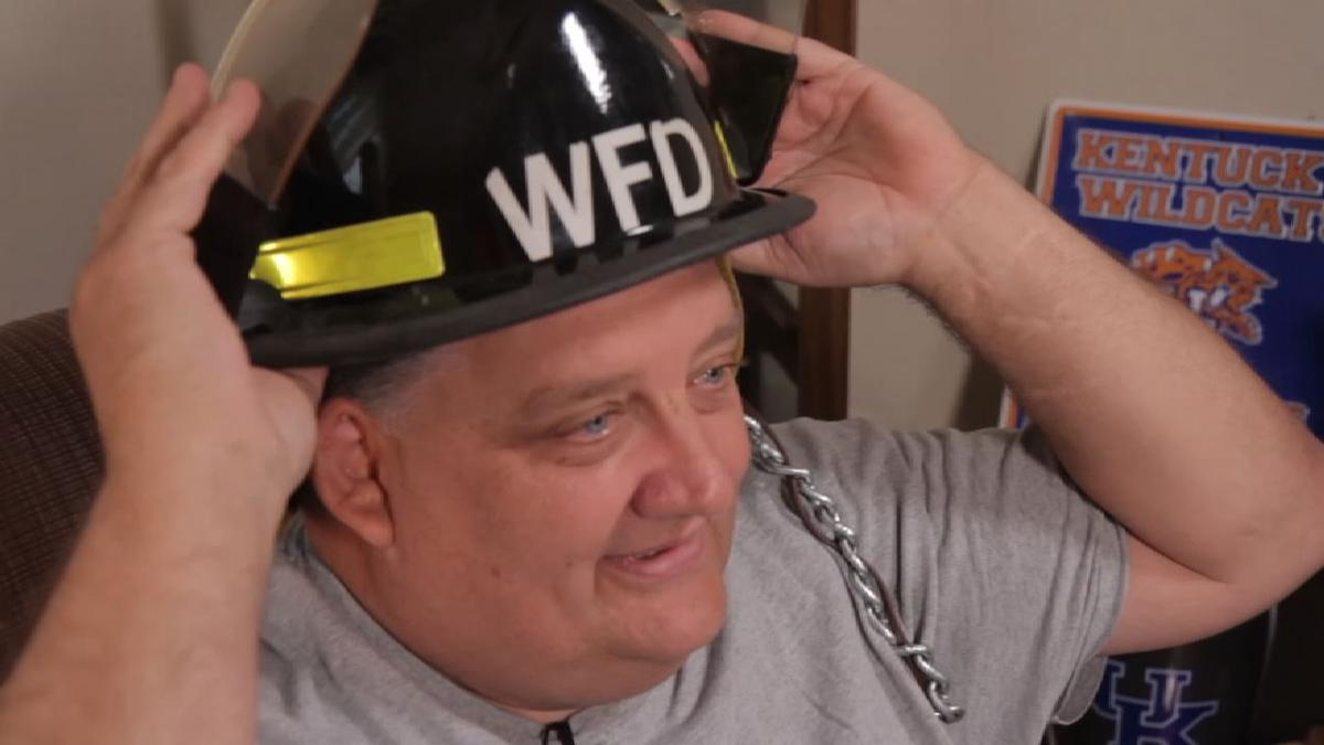 Mitchell Feltz - man who Ky. firefighters say falsely claimed to be at Ground Zero on Sept. 11.