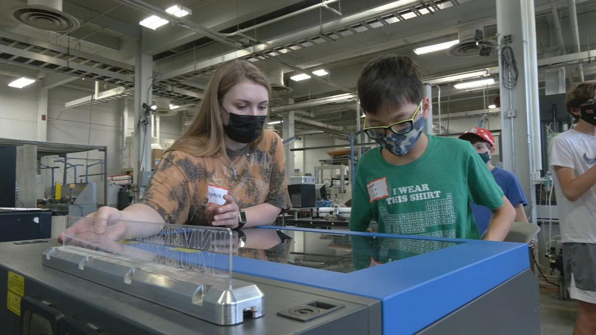 3D Printing and Manufacturing Summer Camp at the University of Louisville