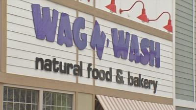 Wag 'N Wash Natural Food and Bakery holds grand opening in Westport Village