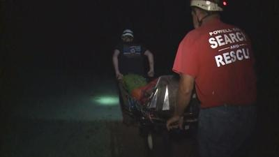 Louisville man dies after falling off cliff at Red River Gorge