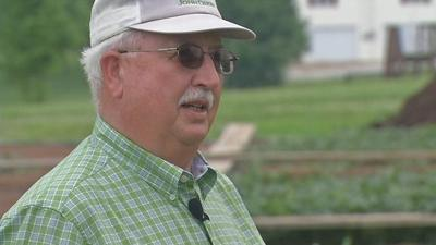 Flaherty, Ky. man tries to break world record by growing giant watermelon