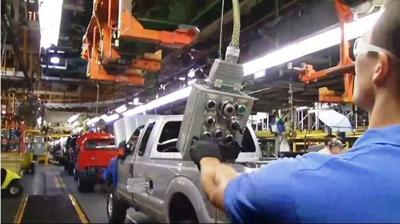Thousands of Ford workers in Louisville to get $9,000 profit-sharing check