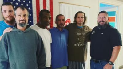Kentucky Veteran of the Year teaches life skills to veterans in