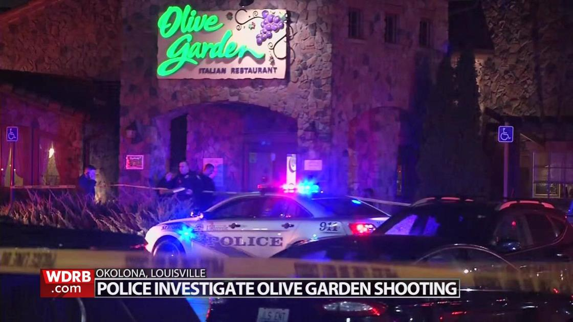 Police Investigating After Person Shot At Outer Loop Olive Garden