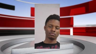 Devine C. Hudson, assault charge, shooting suspect