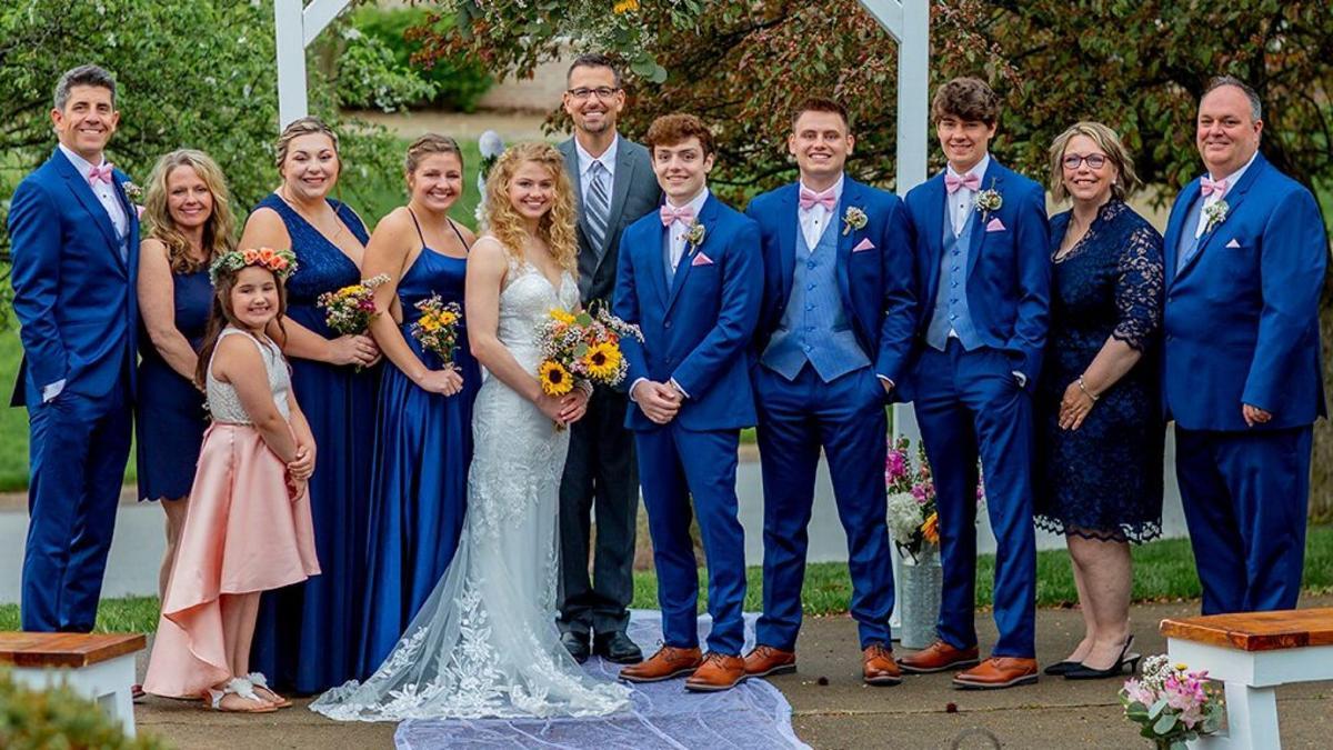 Chase Smith Wedding