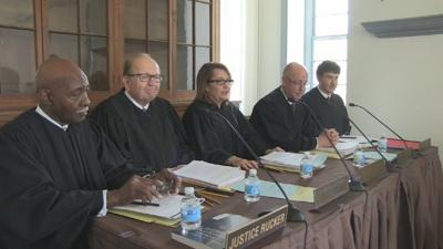 Indiana Supreme Court returns to original courtroom to celebrate 200th anniversary