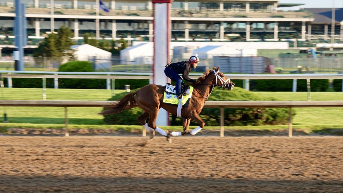 DERBY - HORSE - DYNAMIC ONE -  TUESDAY 4-29-2021.JPG