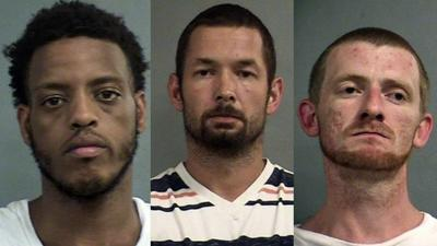 3 accused of helping inmates escape Louisville Metro Corrections in trashcans