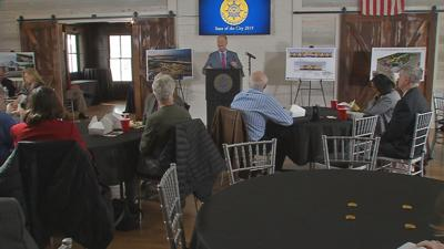 Jeffersonville State of the City address 2019
