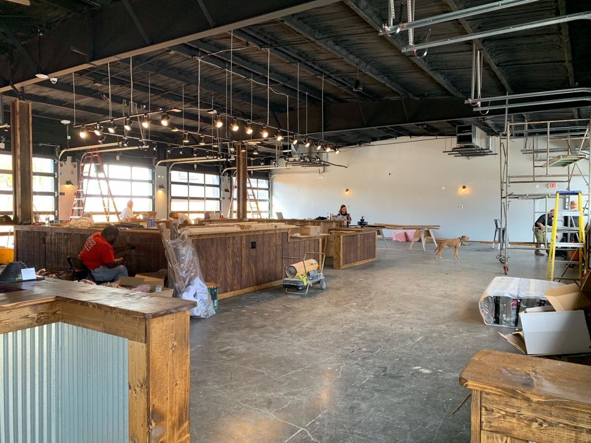 PG&J's Dog Park Bar