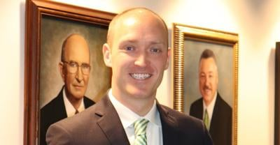 Dr. Mark Martin, superintendent of Meade County Schools