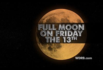 Full Moon on Friday the 13th - More Rare Than You Think ...