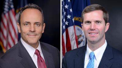 New poll shows Bevin, Beshear in dead heat in Kentucky governor's race