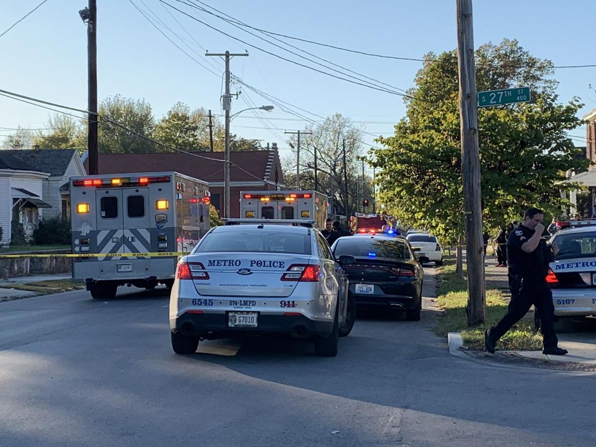 LMPD investigating shooting in Russell neighborhood