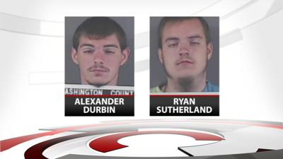 2 southern Indiana men charged with stealing cars in Pekin