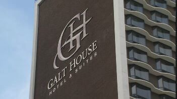 Dispute among Galt House heirs lands in court