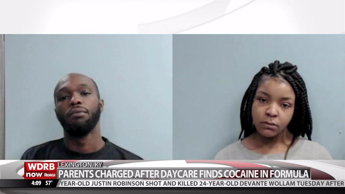 2 charged after cocaine found at Lexington day care