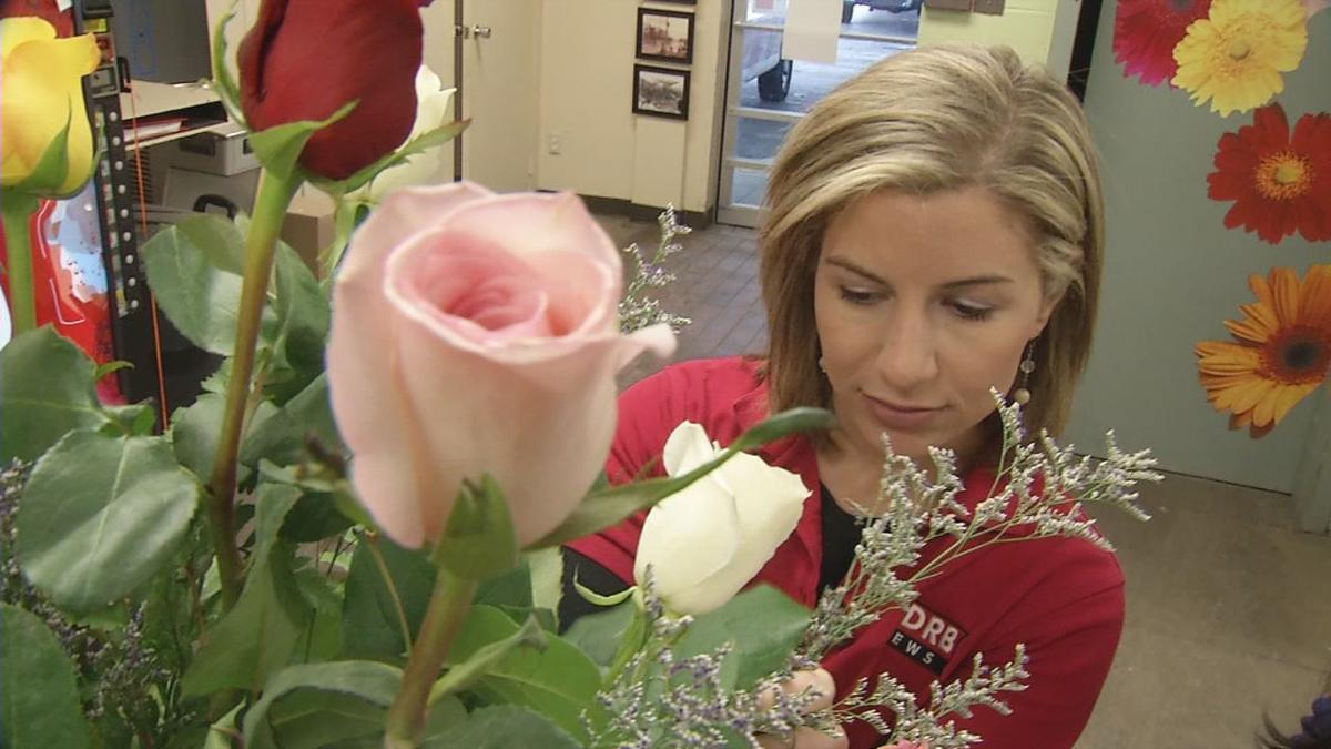 GINA ON THE JOB: Nanz & Kraft Florist