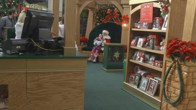 Southern Indiana mall hosts sensory-friendly visits with Santa