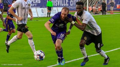 CRAWFORD | Short on rest and luck, LouCity falls 1-0