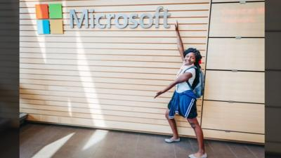 Louisville eighth grader working with Microsoft to combat cyber bullying