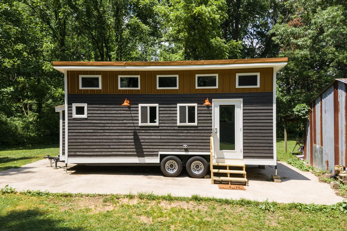Beckley Tiny Homes' award-winning home
