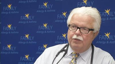 Louisville doctor explains why this year's allergy season is more intense than normal