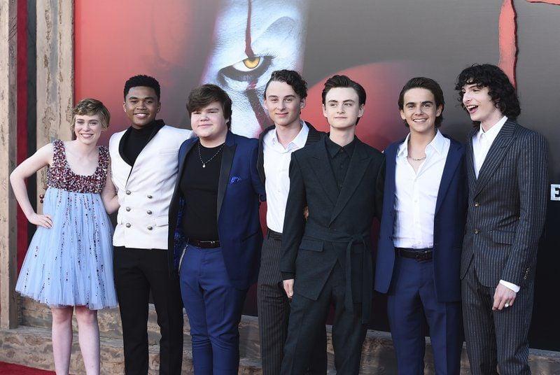 New 'It' Film Cast