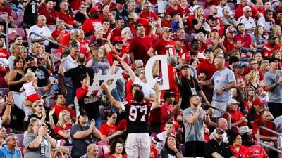 Louisville football fans