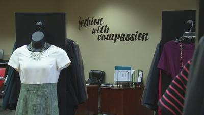 Organization that offers women wardrobe and job help opens new downtown Louisville location