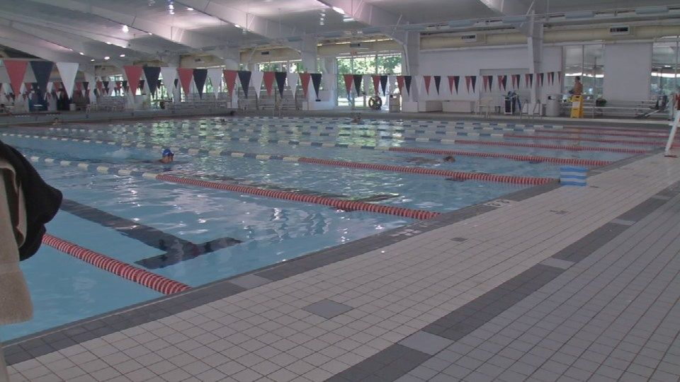Mary T. Meagher Aquatic Center closed this week for maintenance