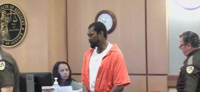 Shadrach Peeler arraignment 3-5-19