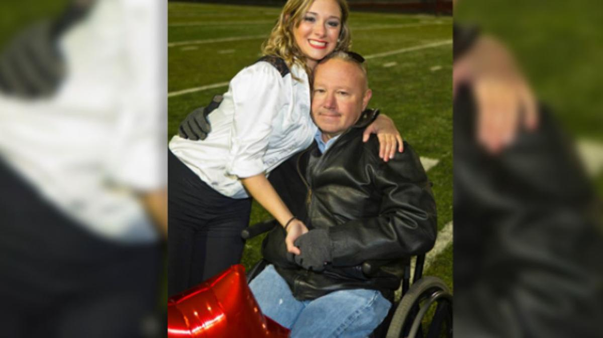 Savannah Spurlock and her father, Cecil Spurlock (Image courtesy: Fox News)