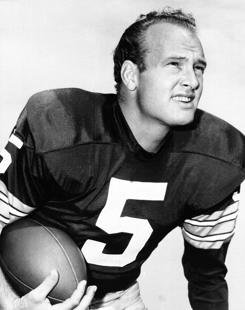 Paul Hornung, of the Green Bay Packers
