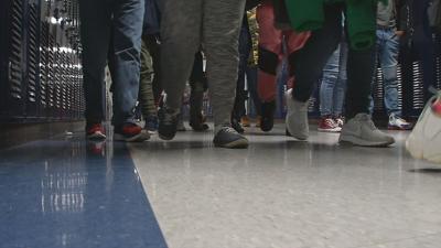 Students' Feet
