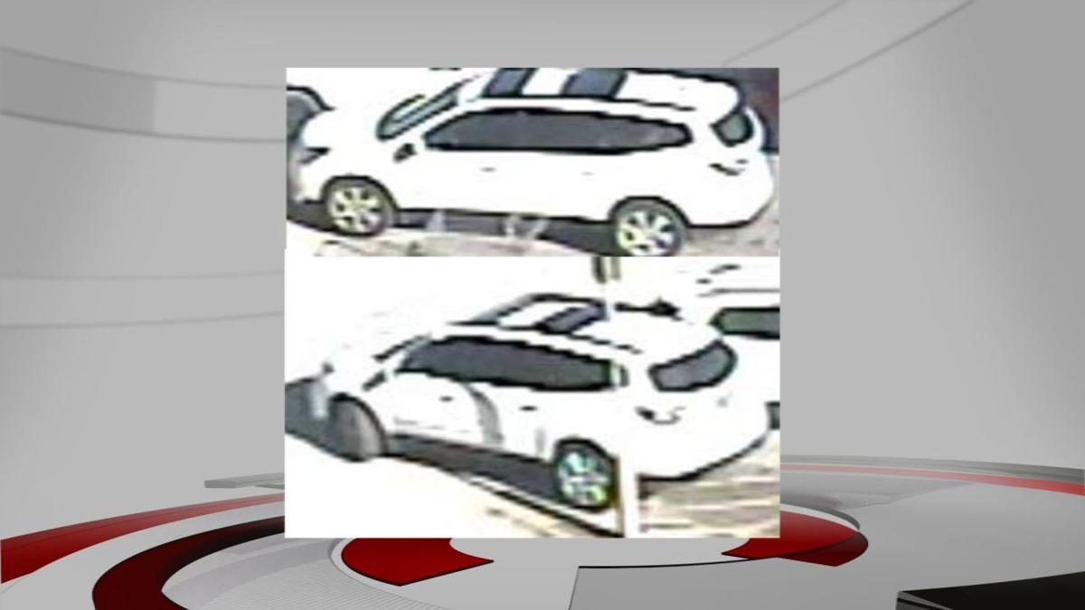 Paoli hit-and-run suspects' vehicle 1-11-19