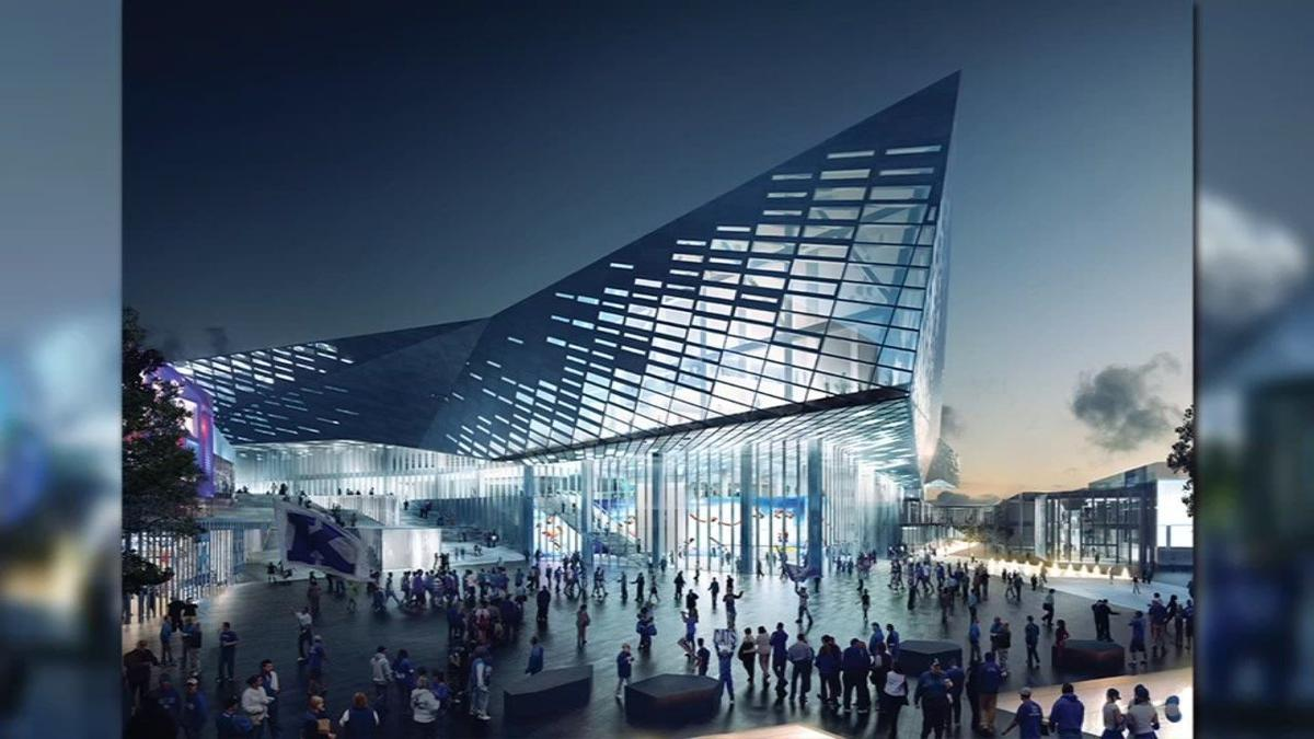Construction on $241 million upgrade to Rupp Arena and convention center to begin next month