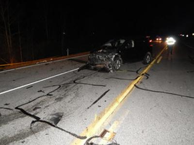 Thanksgiving Fatal Crash in Scott County