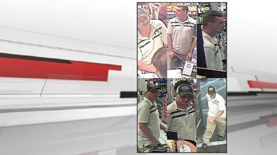 Louisville Metro Police searching for Speedway robbery suspect
