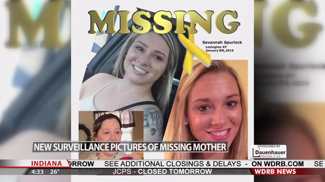 Officials release new pictures of missing Ky  mother | Wdrb-video