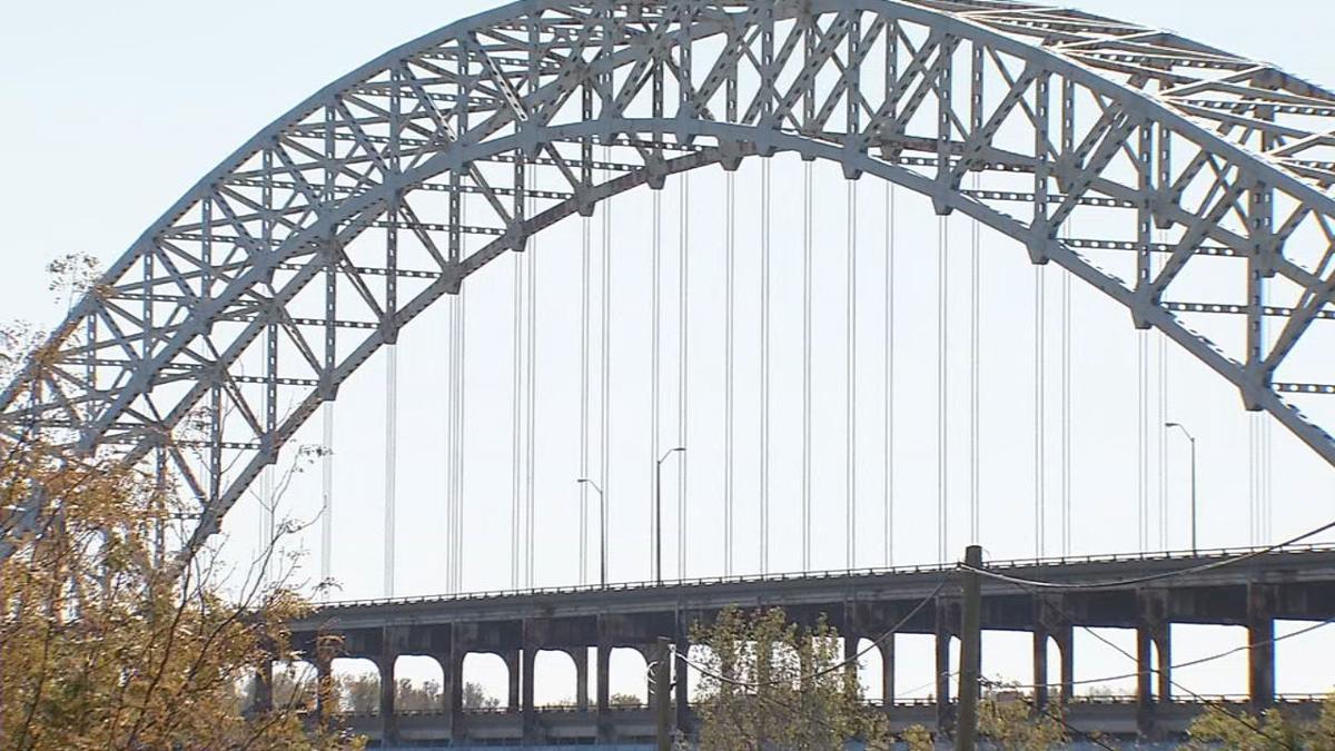The Sherman Minton Bridge