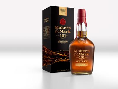 Maker's Mark to begin selling new 101-proof bourbon at distillery in July
