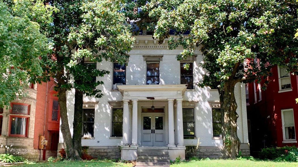 Louisville Neoclassical Mansion