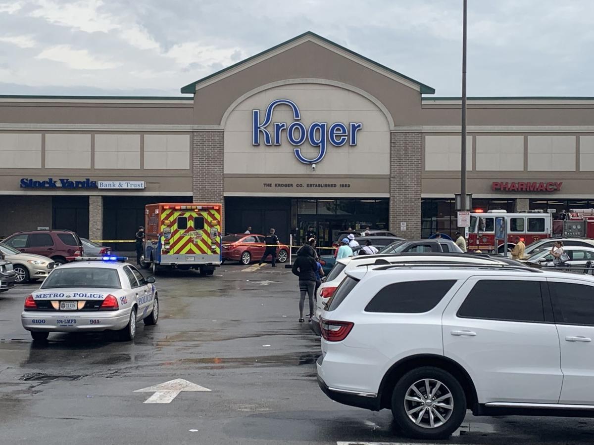 W. Broadway Kroger shooting victim 5-19-19