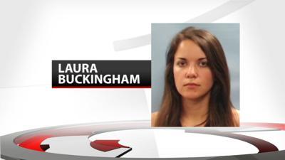 Laura Buckingham Mugshot