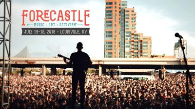 Music lineup announced for 2018 Forecastle Festival
