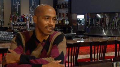 U of L basketball legend Darrell Griffith opens new Griff's restaurant downtown